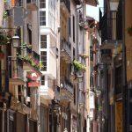 Rue de la ville de Vitoria-Gasteiz