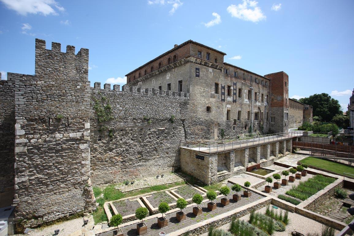 Mur ouest de la ville de Vitoria-Gasteiz